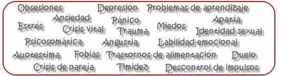 psicologo tres cantos - problemas psicologicos